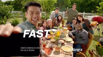 Allegra Gelcaps TV Spot, 'Nice Surprise'
