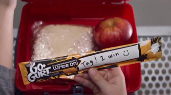GoGurt Write On! Tubes TV Spot, 'Back to School'