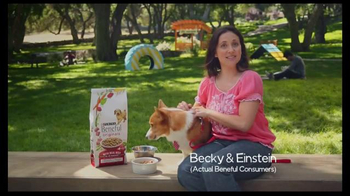 Purina Beneful Originals TV Spot, 'Becky and Einstein'
