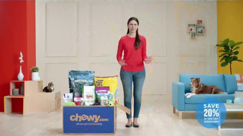 Chewy.com TV Spot, \'Makes Shopping for Pets Easy\'