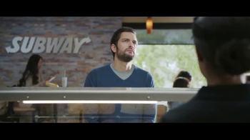 Subway Steak & Cheese Footlong TV Spot, 'Maestro del menú' [Spanish]