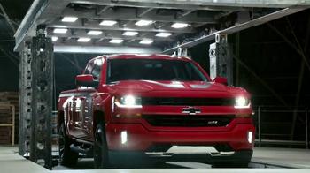 Chevrolet Chevrolet Bonus Tag TV Spot, 'Guerrera' [Spanish]