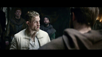 King Arthur: Legend of the Sword - 2321 commercial airings