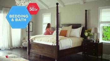 Overstock.com White Sale TV Spot, 'Bedding, Bath & Furniture'