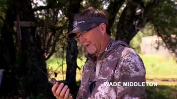 The Bubba Blade Turkinator TV Spot, 'Handle the Job' Feat. Wade Middleton