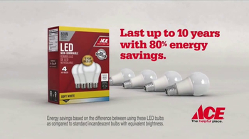 ACE Hardware TV Spot, 'Light Bulb Confusion'