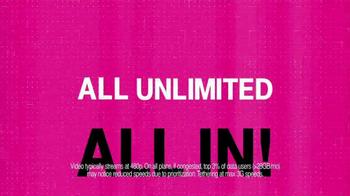 T-Mobile One TV Spot, 'Daughter' - Thumbnail 7