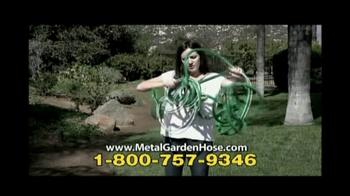 Metal Garden Hose TV Spot, 'No Kinks' - Thumbnail 2