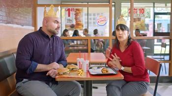 Burger King TV Spot, 'Mejor oferta' [Spanish]