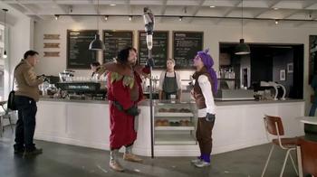 Hearthstone TV Spot, 'Take This Inside: Coffee Shop' - Thumbnail 6