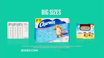 Boxed Wholesale TV Spot, 'The Name Brand Products You Love'