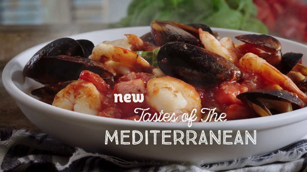 Olive Garden Tastes Of The Mediterranean Tv Commercial 39 Italy 39 S Lighter Side 39