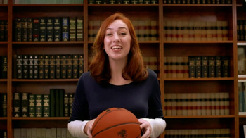 Seton Hall University TV Spot, 'Not Just Great at Basketball'
