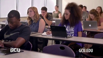 Grand Canyon University TV Spot, 'Dominique Testimonial'