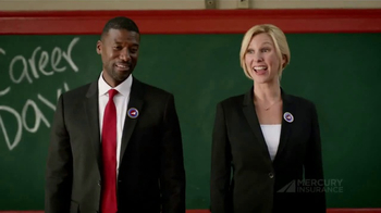 Mercury Insurance TV Spot, 'Career Day'