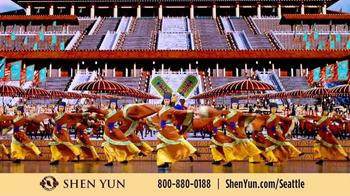 Shen Yun TV Spot, '2017 Seattle Performances'