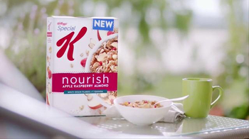 Special K Nourish TV Spot, 'Fortify'
