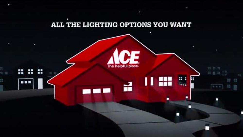 Ace Hardware Tv Commercial Longest Lasting Bulbs Ispot Tv