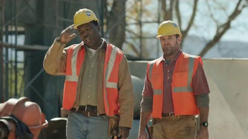 Dr. Scholl's Massaging Gel TV Spot, 'Construction Workers'