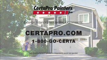 CertaPro Painters TV Spot, 'Wherever Life Leads' - Thumbnail 8