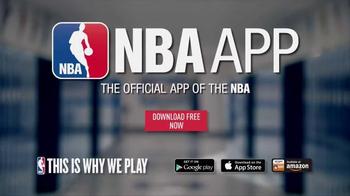 NBA App TV Spot, 'Romeo' - Thumbnail 6