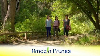 Sunsweet Amaz!n Prunes TV Spot, 'Nature Walk' - Thumbnail 2