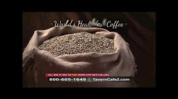 Tavern Cafe TV Spot, 'Experience the Benefits: Taste Challenge'