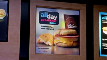 McDonald's All Day Breakfast TV Spot, 'The Bachelor' - Thumbnail 3