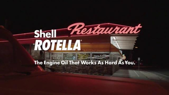 Shell Rotella TV Spot, 'Opportunity'