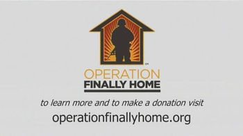 Operation Finally Home Tv Commercial 39 Joined To Serve