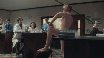 Snickers Crisper TV Spot, 'Figure Drawing'