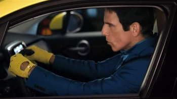 FIAT 500X TV Spot, 'Zoolander 2: Blue Steel' Featuring Ben Stiller