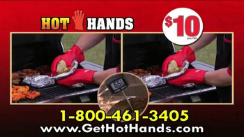 Hot Hands TV Spot, 'All the Hot Stuff' - Thumbnail 9