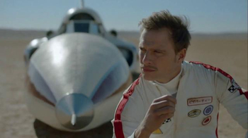 Old Spice Odor Blocker TV Spot, 'Rocket Car'