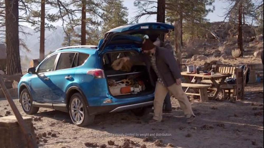 2016 Toyota RAV4 Hybrid TV Commercial, 'Lumberjacks ...