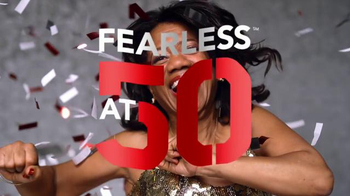 AARP Services, Inc. TV Spot, 'Fearless At 50: Cynthia' - Thumbnail 7