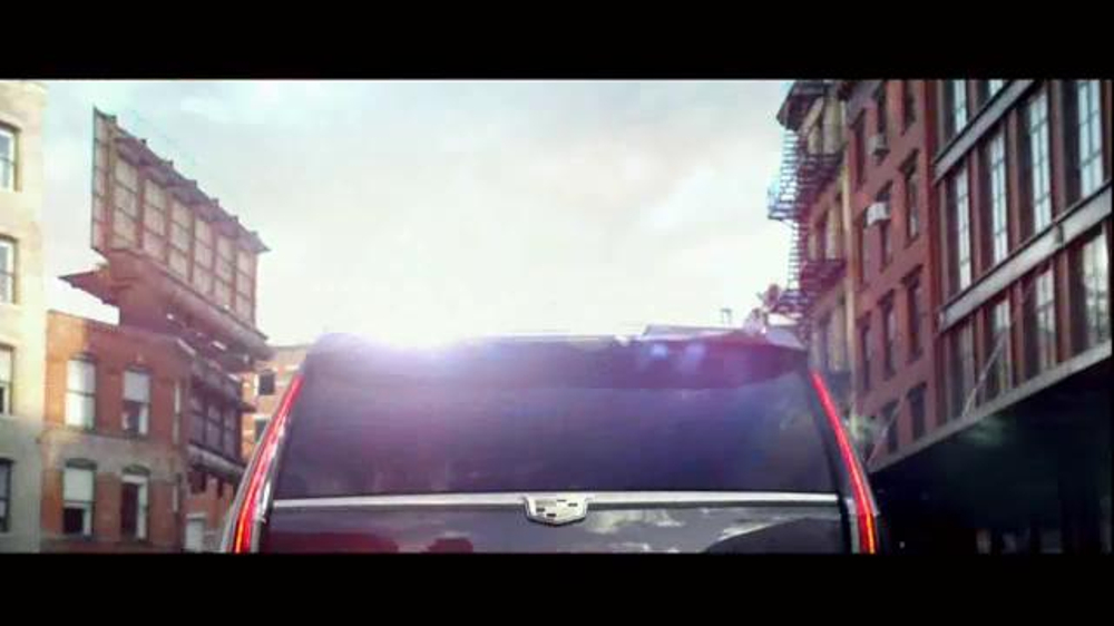 2016 Cadillac Escalade TV Commercial, 'The Herd' - iSpot.tv