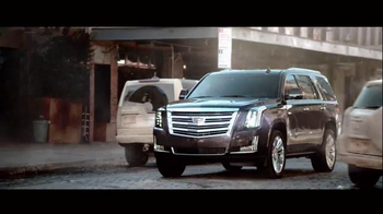 2016 Cadillac Escalade TV Spot, 'The Herd' - Thumbnail 5
