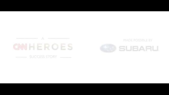 Subaru TV Spot, 'A CNN Heroes Success Story' - Thumbnail 1