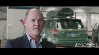 Subaru TV Spot, 'A CNN Heroes Success Story' - Thumbnail 7