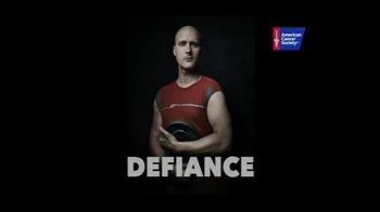 American Cancer Society TV Spot, 'Advantage Humans: Sandro'