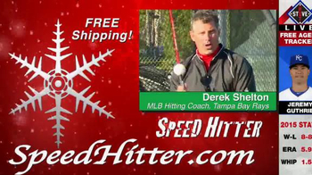 Momentus Sports Speed Hitter TV Spot, 'This Holiday Season'