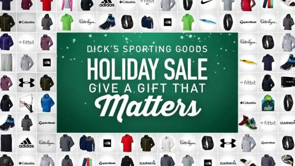 Dick goods holiday hours sporting