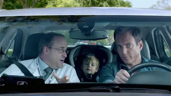 Bridgestone DriveGuard Tires TV Spot, 'Unstoppable' Featuring Will Arnett