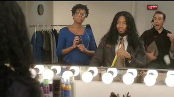 Slim Jim TV Spot, 'ESPN: The Polamalu Hair' Featuring Ryan Clark - 5 commercial airings