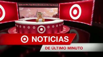 Target TV Spot, 'Pronóstico de Ofertas: en el último minuto' [Spanish] - 33 commercial airings