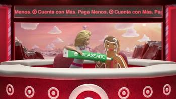 Target TV Spot, 'Pronóstico de Ofertas: recoge en la tienda' [Spanish] - 35 commercial airings