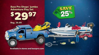 Bass Pro Shops Countdown To Christmas Sale TV Commercial, 'Flannel ...