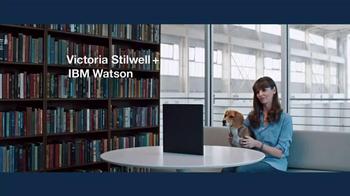 IBM TV Spot, 'Victoria Stilwell & IBM Watson' - Thumbnail 1