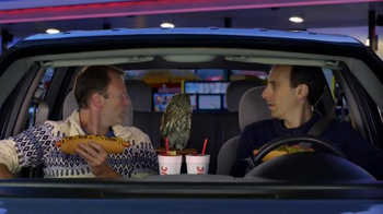 Sonic Drive-In Footlongs TV Spot, 'Owls Don't Care About Footlongs' - 441 commercial airings